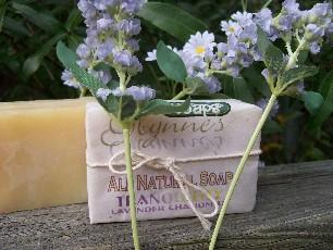 All Natural Lavender Chamomile Soap - Tranquility
