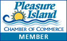 Logo for Pleasure Island Chamber Member